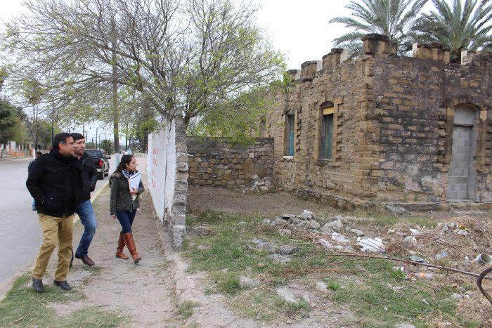 Alcalde de Sabinas gestiona el rescate y rehabilitación de espacios recreativos, deportivos  y de cultura