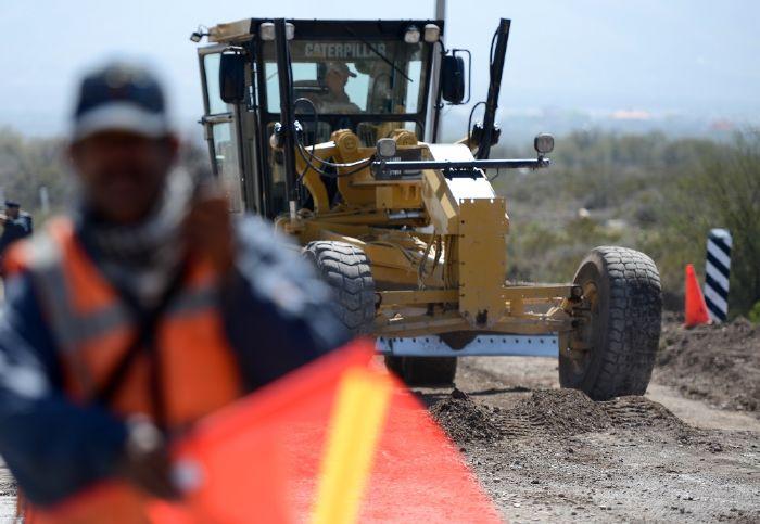 Saltillo: Atienden a vecinos; inicia pavimentación en Loma Linda