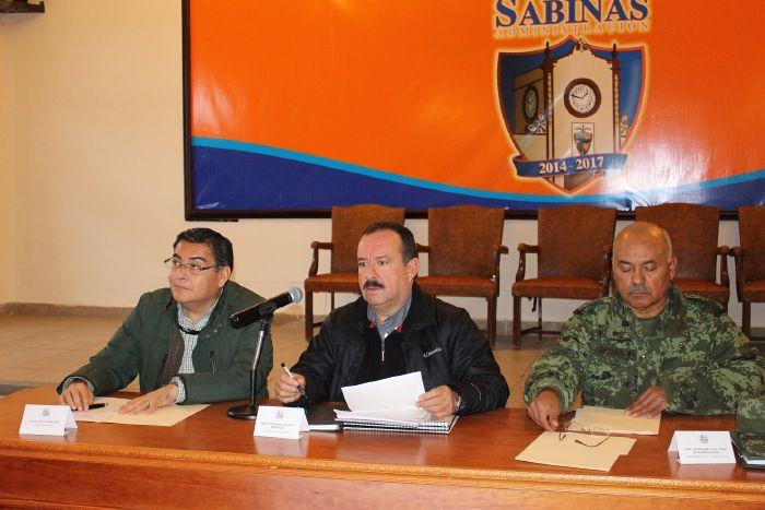 Sabinas sede de la Reunión del Grupo de Coordinación Coahuila