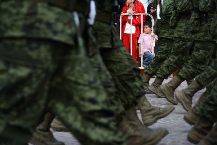 En el Ejército confiamos los saltillenses: Isidro