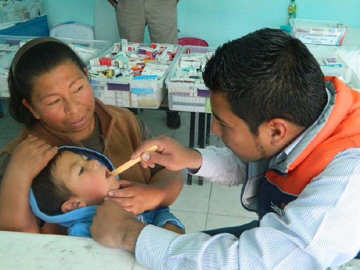 Saltillo: Llevan servicios de salud a ejido Cuauhtémoc