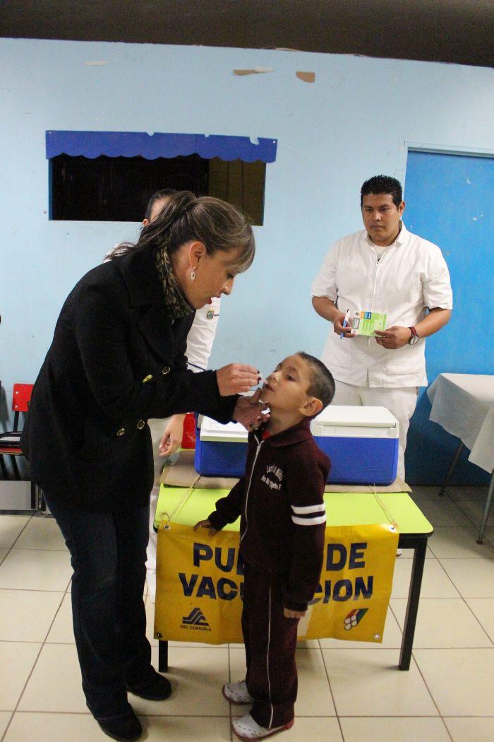 Sabinas: Se puso en marcha la primera Semana Nacional de Salud