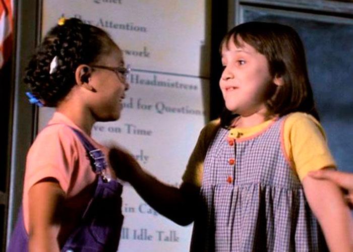 ¡Las protagonistas de Matilda se reunieron 19 años después!