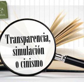 Transparencia a la medida, la de Coahuila.