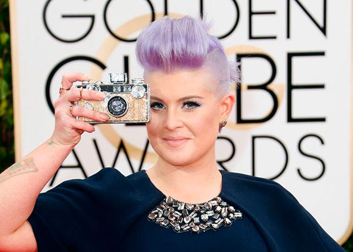 """Kelly Osbourne renuncia del programa """"Fashion police"""""""