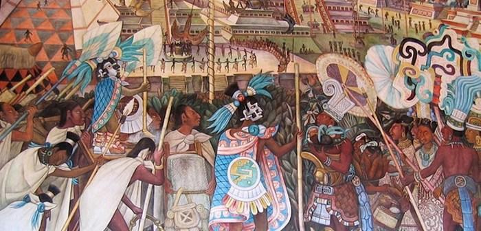 El imperio Azteca no era tan poderoso como se creía.