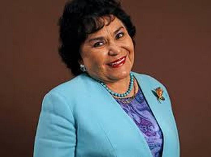 Carmen Salinas propone clases de actuación en escuelas públicas