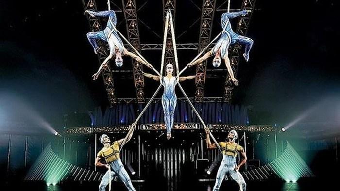 Ponen a la venta el Cirque Du Soleil