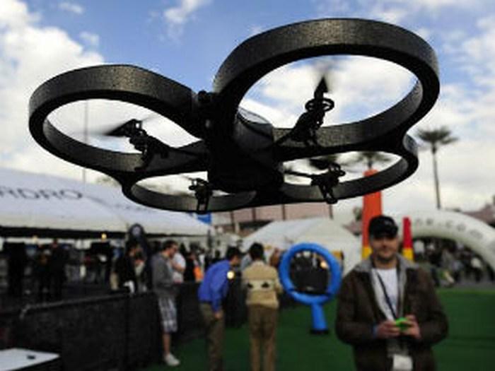 Minería y campo, áreas para drones: 3D Robotics