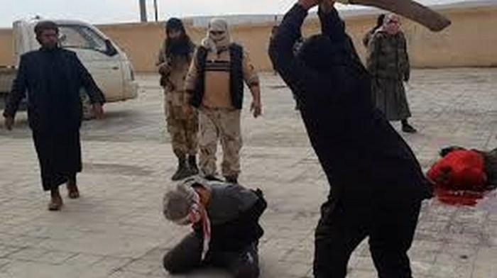 Estado Islámico decapita a musulmanes chiítas