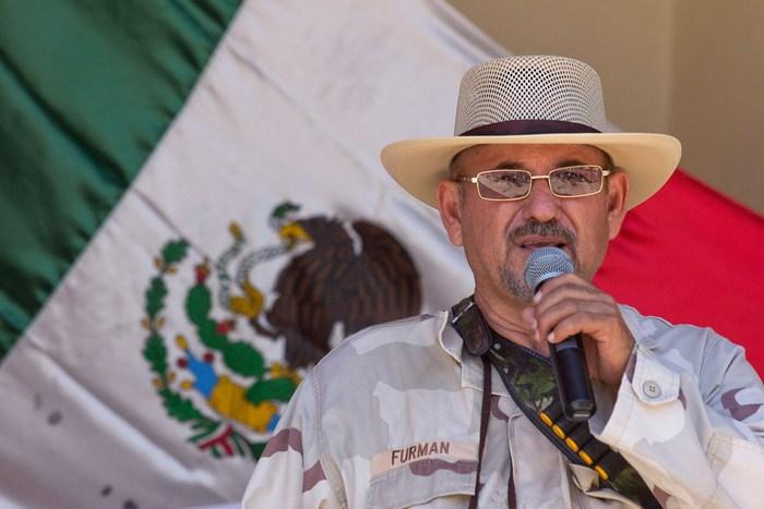 Hipolito Mora y 26 de sus compañeros dejan la cárcel