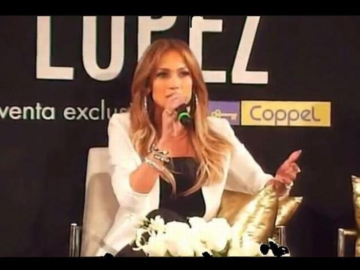 Jennifer Lopez desmiente colaboración con Belinda
