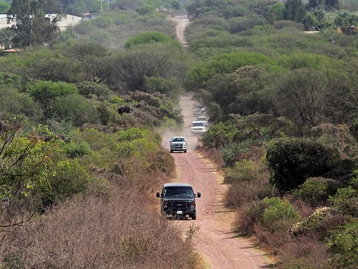 Caen dos por asesinato de mando de la Marina en Michoacán