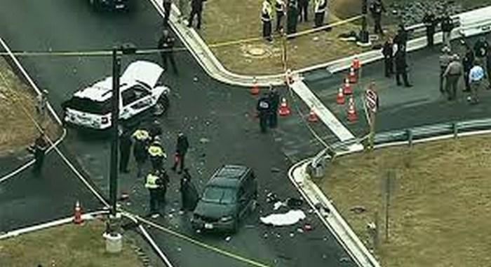 Un muerto y un herido por tiroteo frente a edificio de la NSA