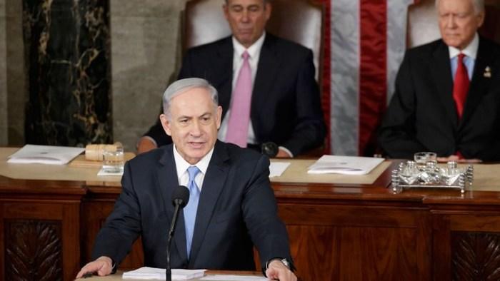"""Benjamin Netanyahu en el Capitolio de EEUU: """"Irán es la muerte, la tiranía y la yihad"""""""