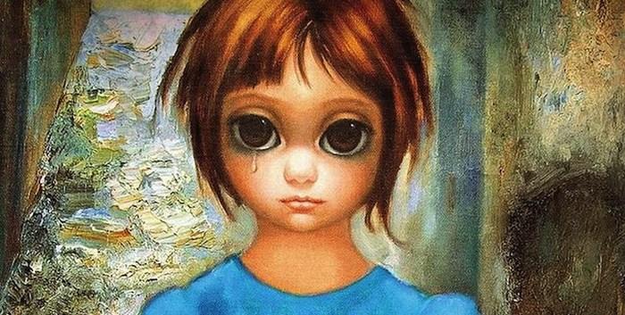 """""""Ojos grandes"""", la nueva cinta de Tim Burton, llega a México"""