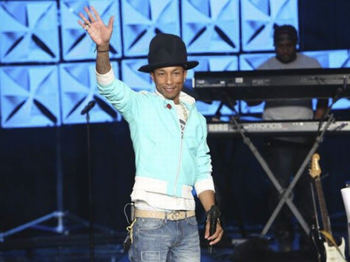 Pharrell Williams celebrará el Día de la Felicidad