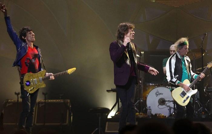 Los Rolling Stones anunciaron una nueva gira norteamericana