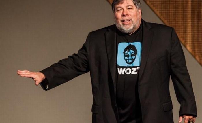 "Steve Wozniak: ""Las computadoras van a reemplazar al hombre"""