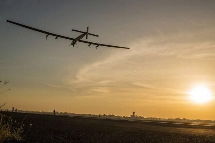 Despega el avión solar de India y pone rumbo a Mianmar