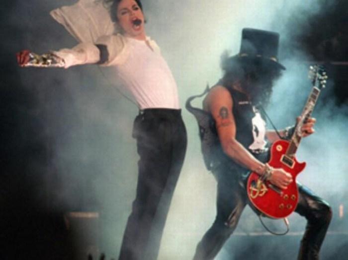 Michael Jackson provocó la feroz pelea entre Axel Rose y Slash que terminó con Guns N'Roses