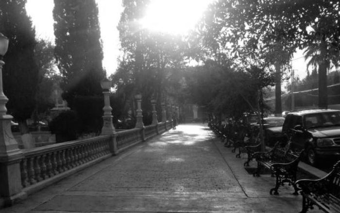 El fantasma de la Alameda Zaragoza
