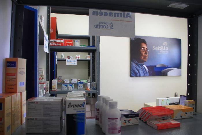 Dan Farmacias Sí Confío atención a casi 5 mil saltillenses