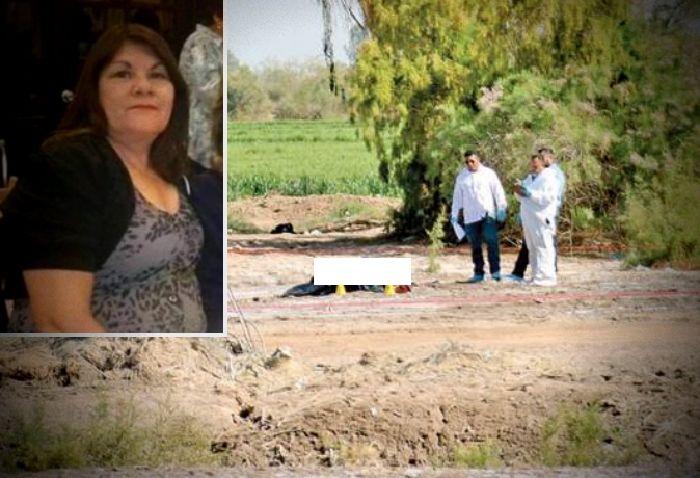"""Conoció a """"alguien"""" en Facebook; la hallan muerta en un terreno baldío"""