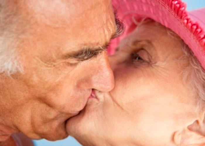 La vida sexual aumenta tras 50 años de matrimonio