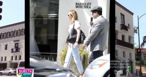 "Video: ""Angélica Rivera derrocha dinero junto a su familia en Beverly Hills"""