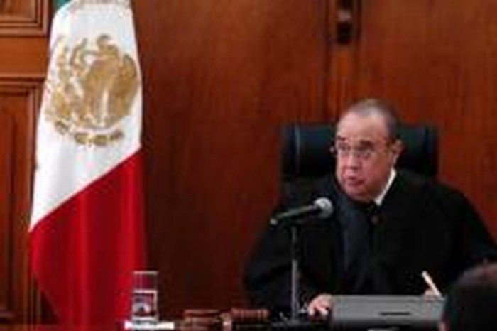 Se suicida Presidente del Tribunal de Justicia.