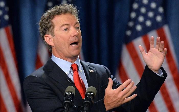 Se destapa republicano Rand Paul para el 2016
