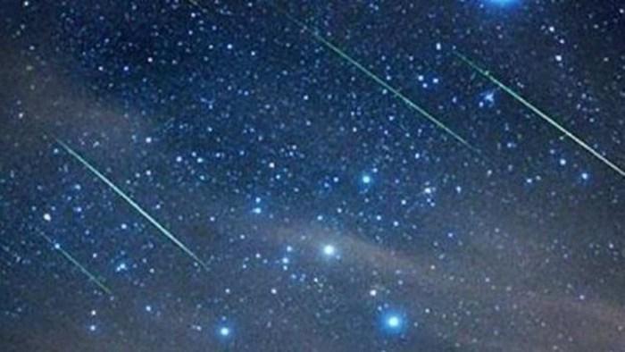 Esta noche se observará lluvia de meteoros en México