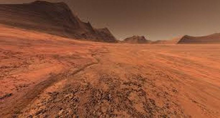 Investigadores demuestran presencia de agua en zona de Marte