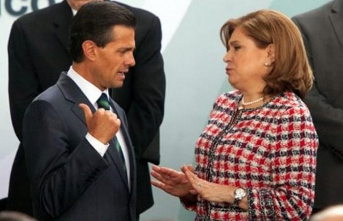 Admite Peña Nieto que la justicia está rezagada, olvidada y rebasada