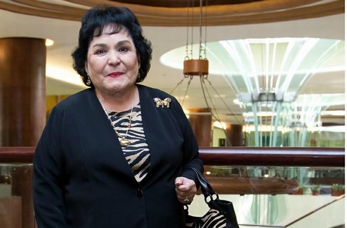 Carmelita Salinas ya se aprendió la Constitución