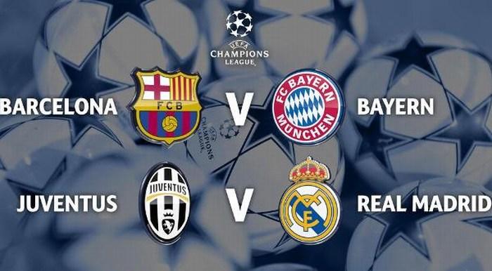 Quedaron definidas las semifinales de la Champions