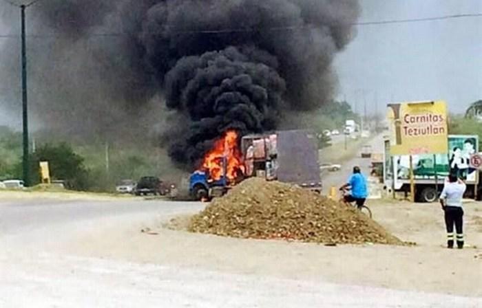 Quinto día consecutivo de intensa violencia en Tamaulipas