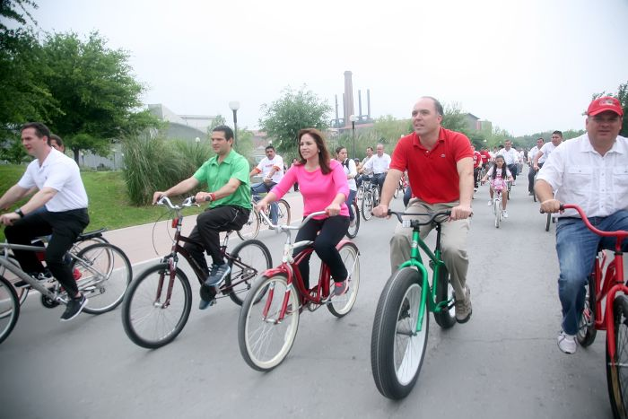 Una mejor ciclovía para  San Pedro: Bernardo Bichara