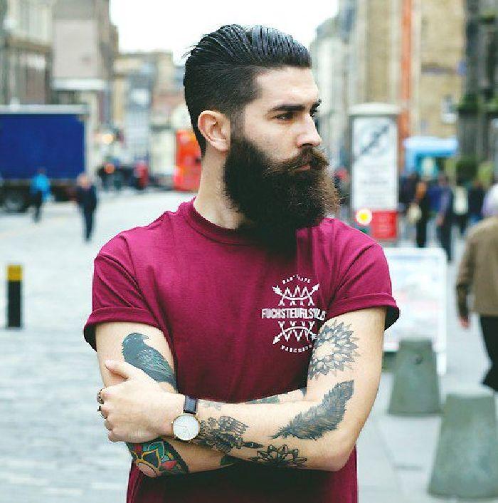¿Te atraen los hombres de barba y tatuajes? Hay una razón científica para ello