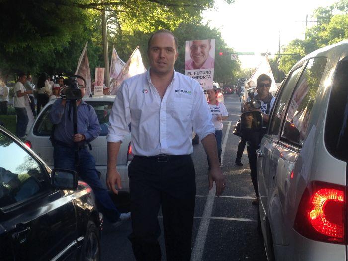 Entrevista a Bernardo Bichara, candidato del PRI por la Alcaldía de San Pedro Garza Garcia Nuevo León.