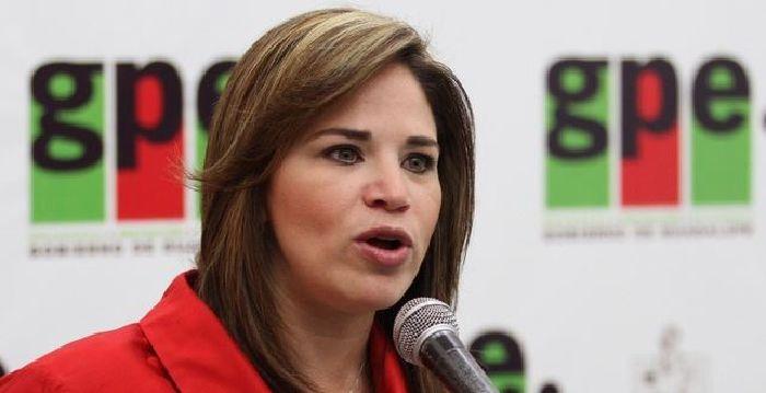 Ivonne Álvarez la más bailada en debate Nuevo León.