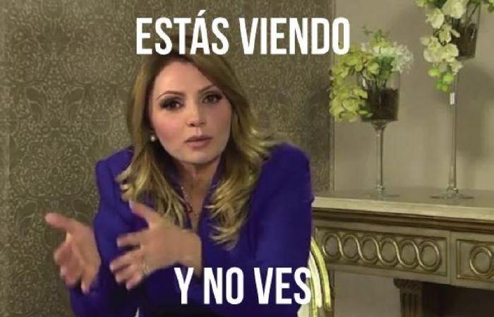 Una mala telenovela llamada Angélica Rivera