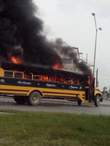 VIDEO: Arde Reynosa en Violencia