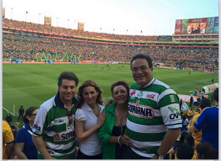 Dan buena vibra al Santos