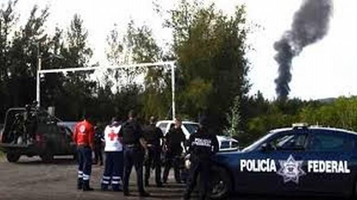 """3 sobrevivientes en el """"Rancho del Sol"""", consignados al penal de Tepic"""
