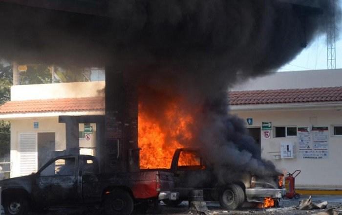 Gasolineras perdieron 150 mdp diarios por violencia en Jalisco