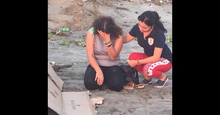 Suman 3 muertos por mar de fondo en Acapulco