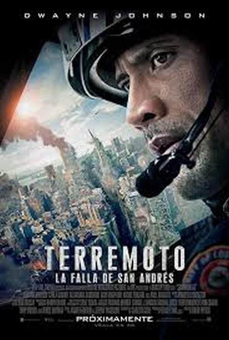 """Regresa el """"cine desastre"""" con """"Terremoto"""""""