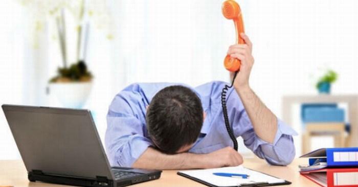 """Síndrome Burnout o del trabajador """"quemado"""""""